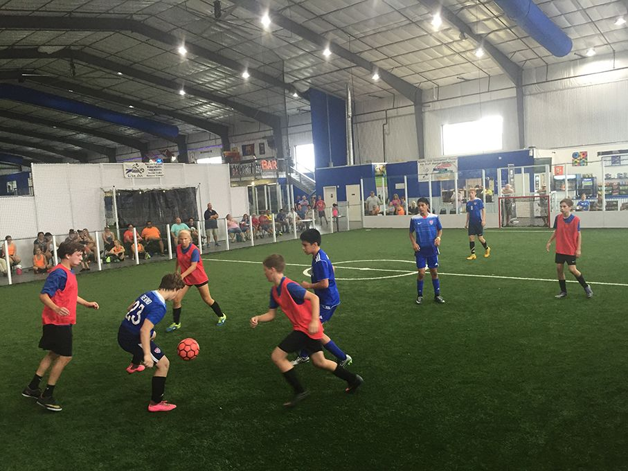 La Academia Soccer Leagues At Soccerzone Texas